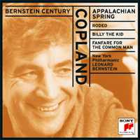 Appalachian Spring / Rodeo / Billy The Kid