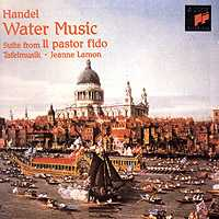 Water Music/suite From Il Pastor Fido