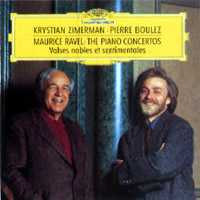 Ravel: Valses Nobles / Concertos For Piano