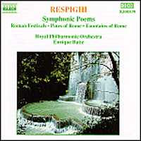 Symphonic Poems (Pines / Festivals / Fountains)