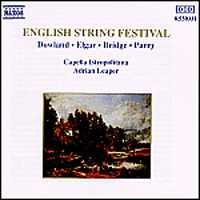 English Music For String Orchestra