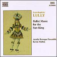 Ballet Music For The Sun King