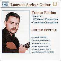 Guitar Recital By Franco Platino