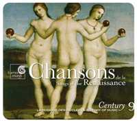 Songs Of The Renaissance (1500 - 1600) - Madrigals & Chansons