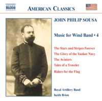 Sousa: Music For Wind Band Vo.4