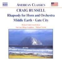 Russell: Rhapsody For Horn & Orch