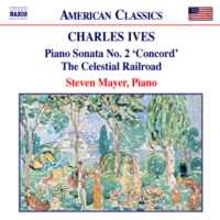 Ives: Piano Sonata No.1.concor