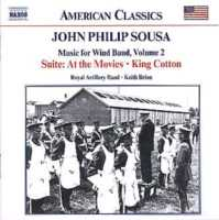 Sousa: Music For Wind Band Vo.2