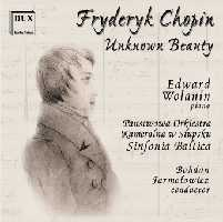 Fryderyk Chopin - Unknown Beauty