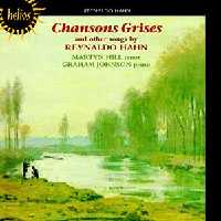 Chansons Grises And Other Songs