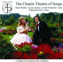 Chopin: Theatre Of Songs