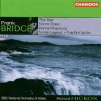 Orchestral Works 2 (The Sea, Dance Poem, Dance Rhapsody)