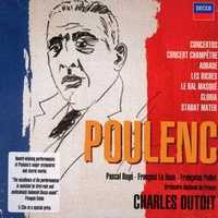 Poulenc: Concertos, Orchestral & Choral Work