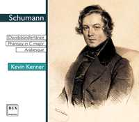 Schumann: Davidsbundlertanze, Phantasy In C Major, Arabesque