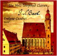 Bach: Well Tempered Clavier