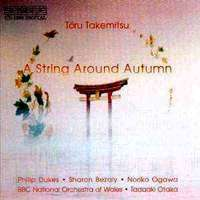 Takemitsu T - A String Around Autumn