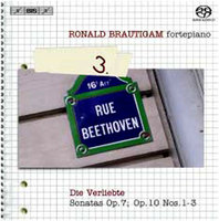 Beethoven - Piano Works Vol. 3