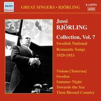 Jussi Bjorling Collection Vol. 7