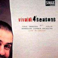 Antonio Vivaldi: 4 Seasons