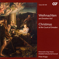 Christmas At The Court Of Dresden