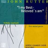 Rutter J - Choral Works: Five Sacred Pieces. . .