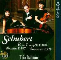 Schubert: Piano Trio Op. 99