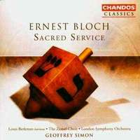 Bloch: Sacred Service