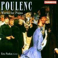 Poulenc: Works For Solo Piano