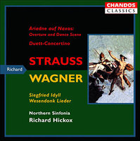 Wagner R - Strauss: Ouverture And Dance Scene