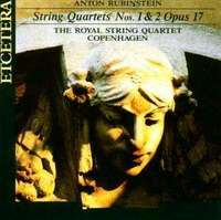 Rubinstein: String Quartets