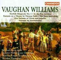 Vaughan: Orchestral Works