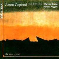 Copland: Music For Two Pianos - The Open Prairie