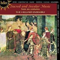 Sacred And Secular Music Of Six Cen