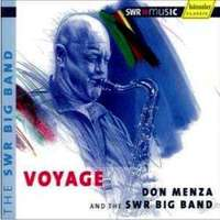 Voyage - Don Menza And The Swr Big Band