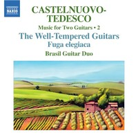 Music For Two Guitars • 2 - The Well - Tempered Guitars, Fuga Elegiaca