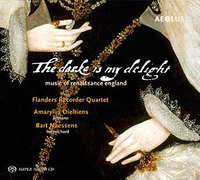 The Dark Is My Delight: Music Of Renaissance England