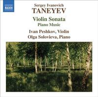 Violin Sonata, Piano Music