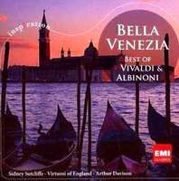 Bella Venezia - Best Of Vivaldi & Albion