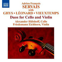 Duos For Cello And Violin