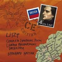 Liszt Complete Tone Poems Collectors Edi