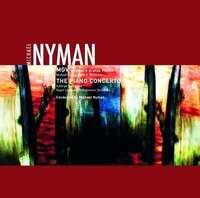 Nyman: Mgv - The Piano Concerto