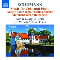 Robert Schumann: Music For Cello And Piano