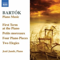 Bela Bartok: Piano Music • 6
