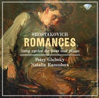 Shostakovitch: Romances - Song Cycles For Bass And Piano