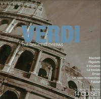Verdi - The Greatest Operas