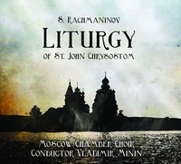 Liturgy Of St John Chrysostom, Op. 31