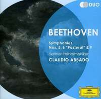 Beethoven: Symph. 5, 6, 9 (Duo)