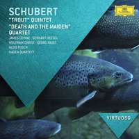 Schubert: Trout Quintet, Death And The Maide (Virtuoso)