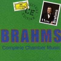 Brahms Complete Chamber Music (Collectors Edition)
