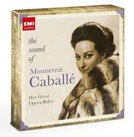 The Sound Of Monserat Caballe (Limited)